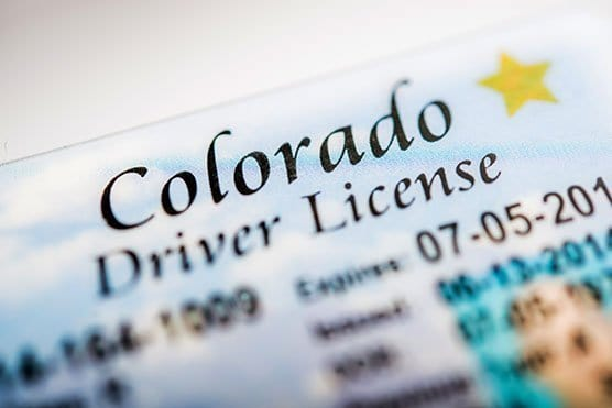 Colorado Suspended License